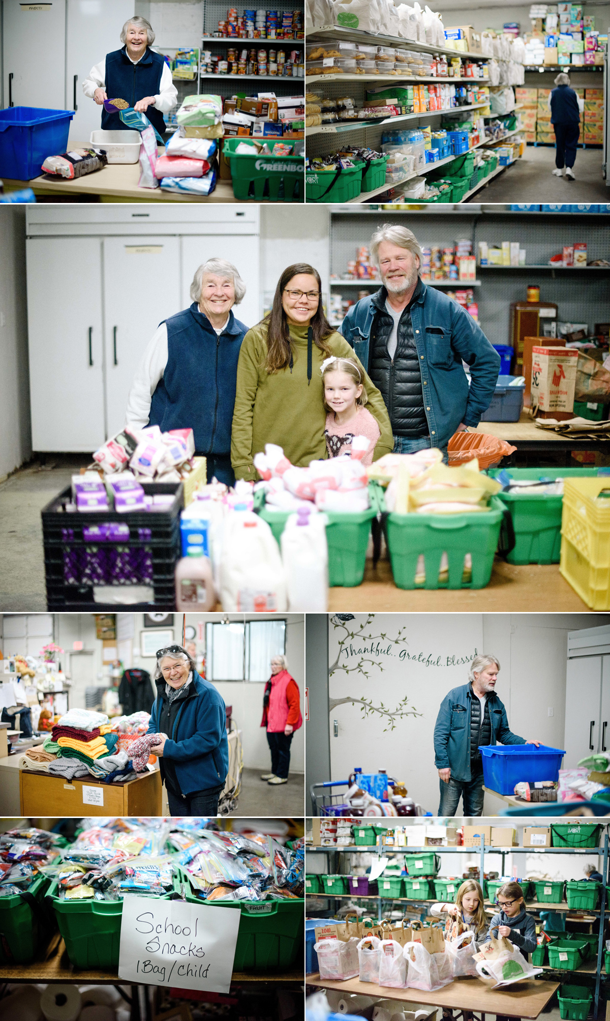 campbell river food bank, campbell river helping