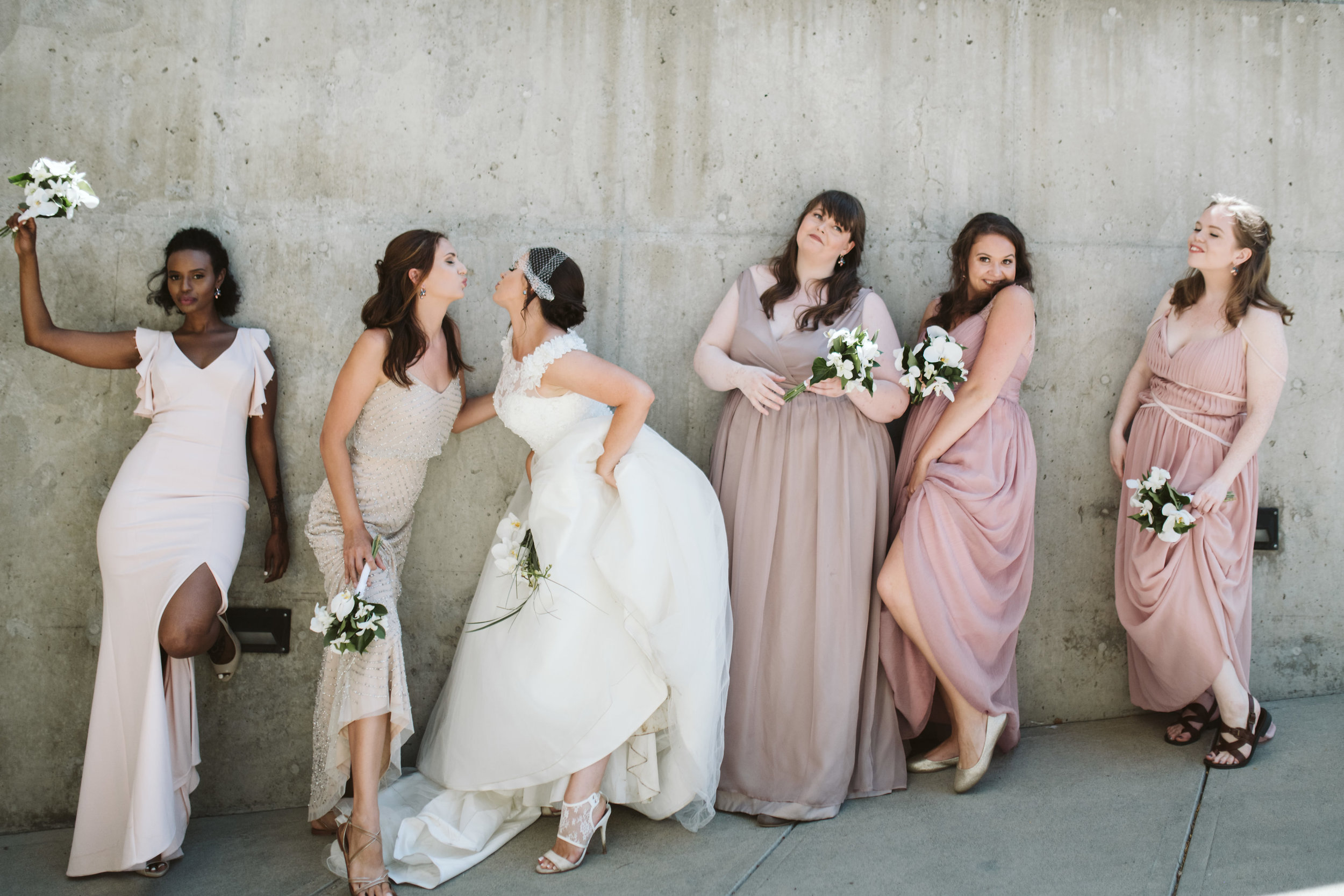 Bridesmaids fun