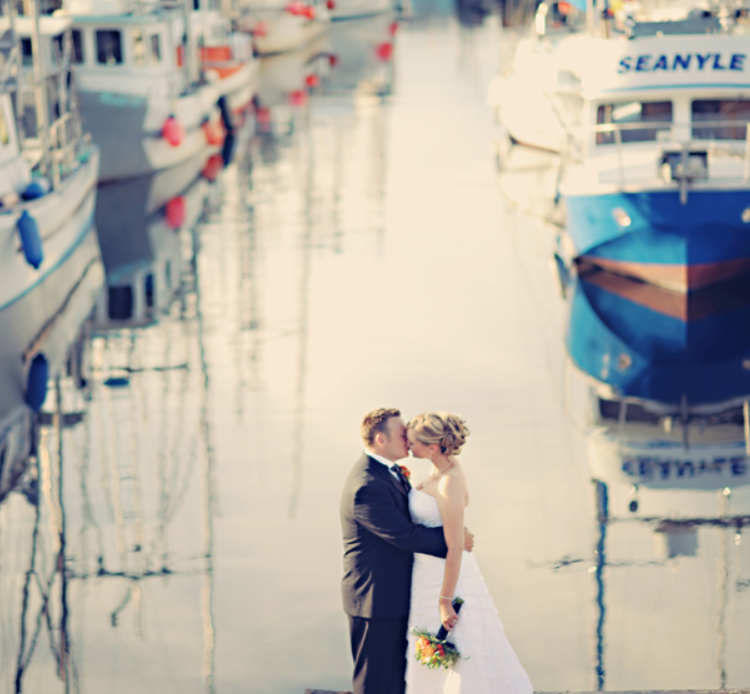 campbell river wedding