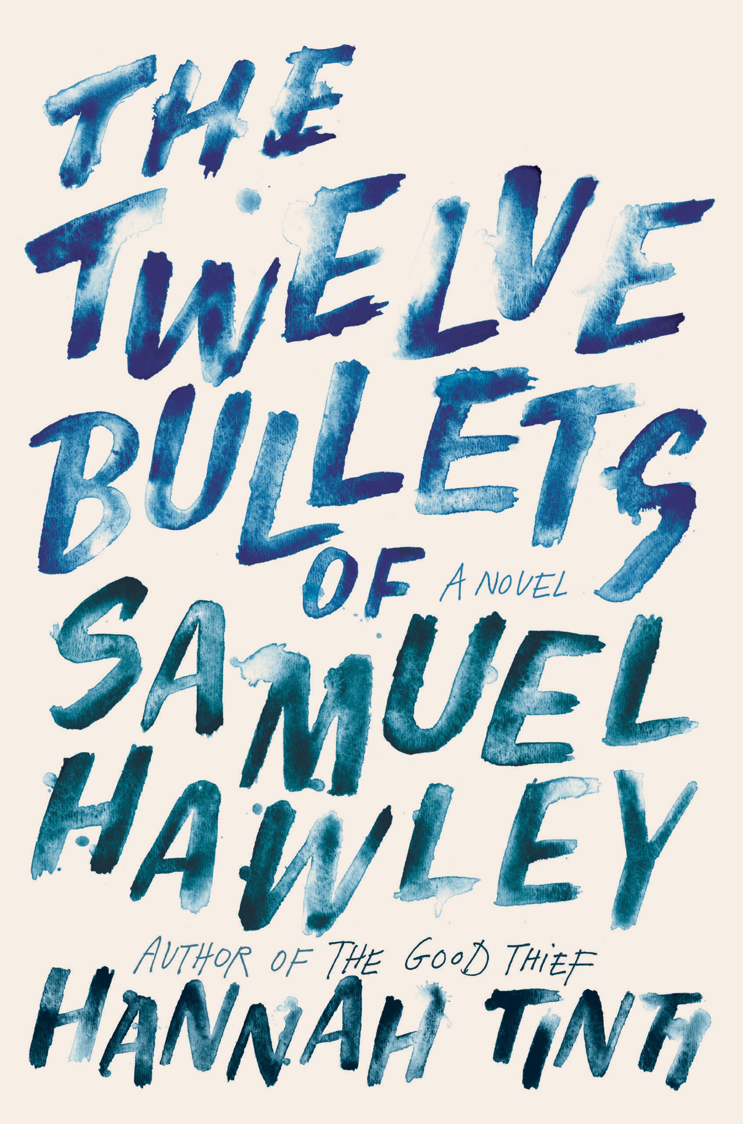 Alternative book cover art for  The Twelve Bullets of Samuel Hawley  by Hannah Tinti (Unused)