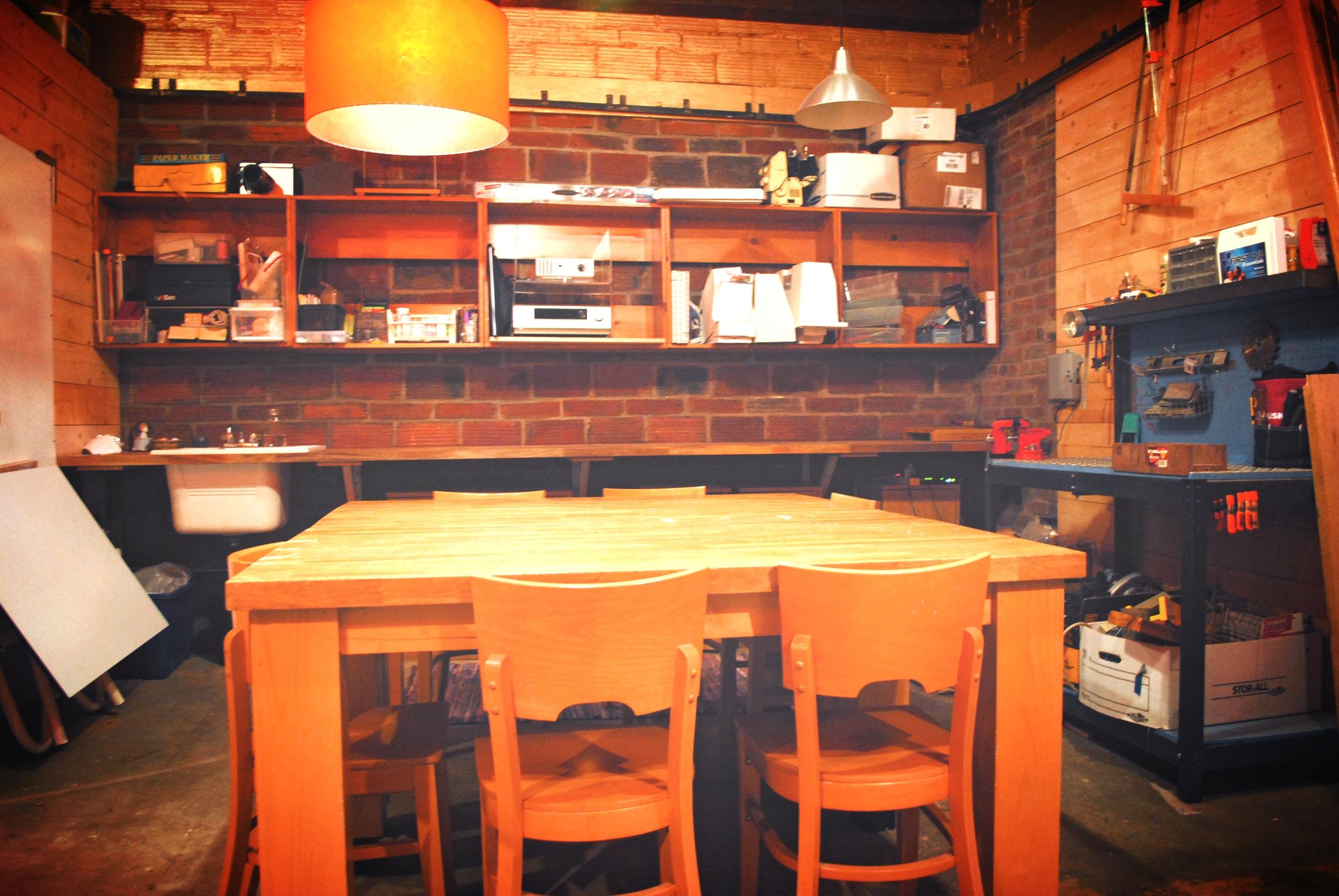 Community Makerspace — Seattle Recreative