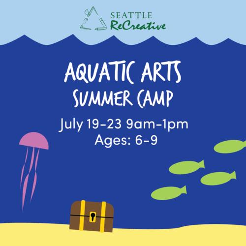 Aquatic Arts Summer Camp, July 19-23