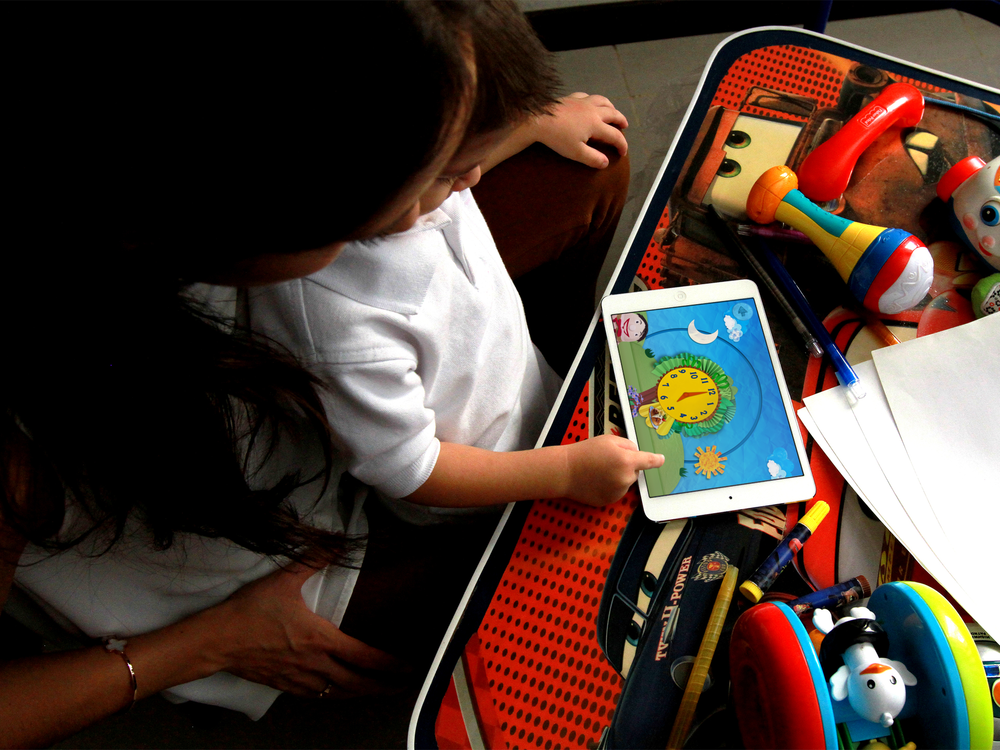 Secret Lab built the Play School Play Time app for the Australian Broadcasting Corporation.