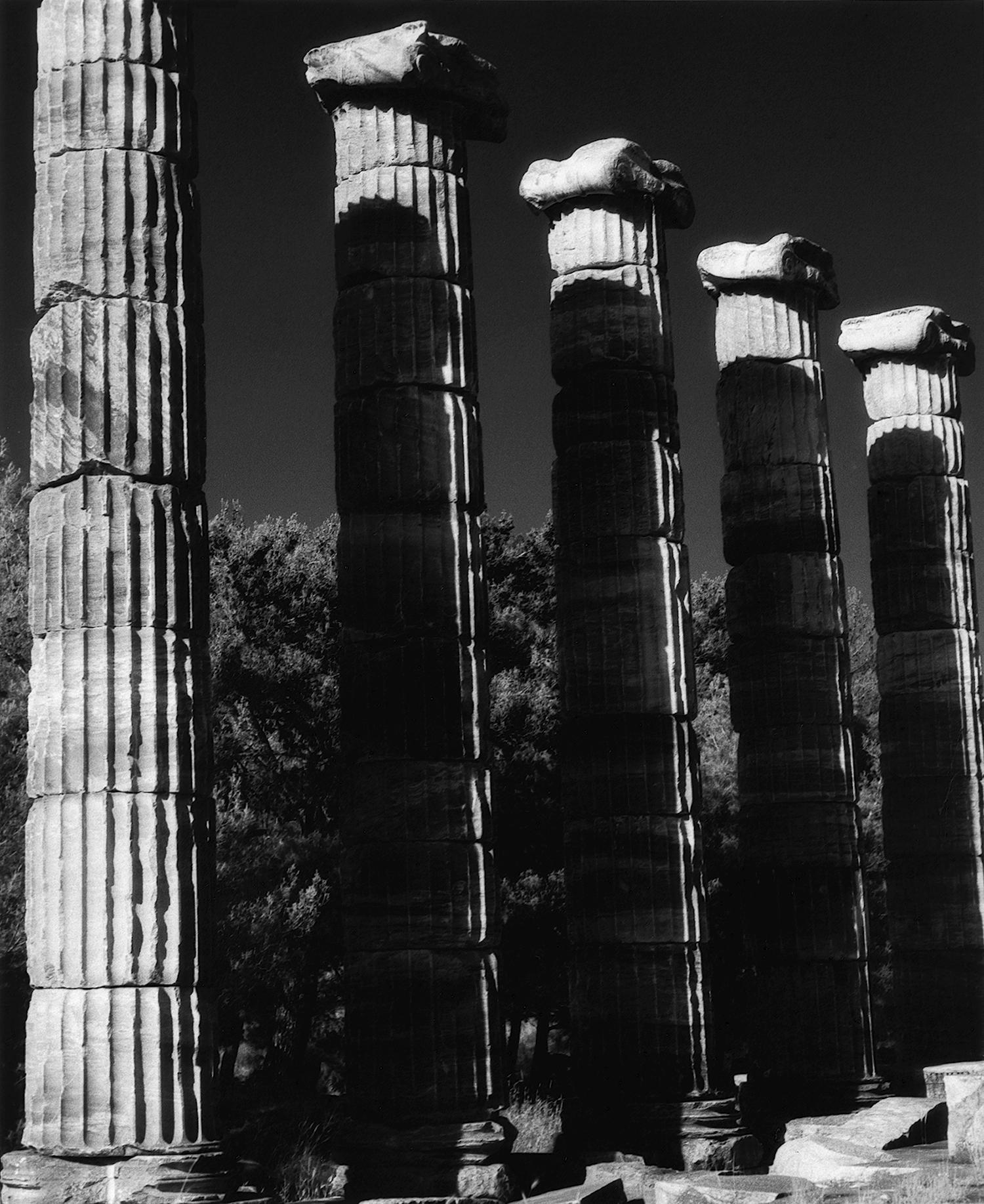 Temple of Athena Polias, Priene