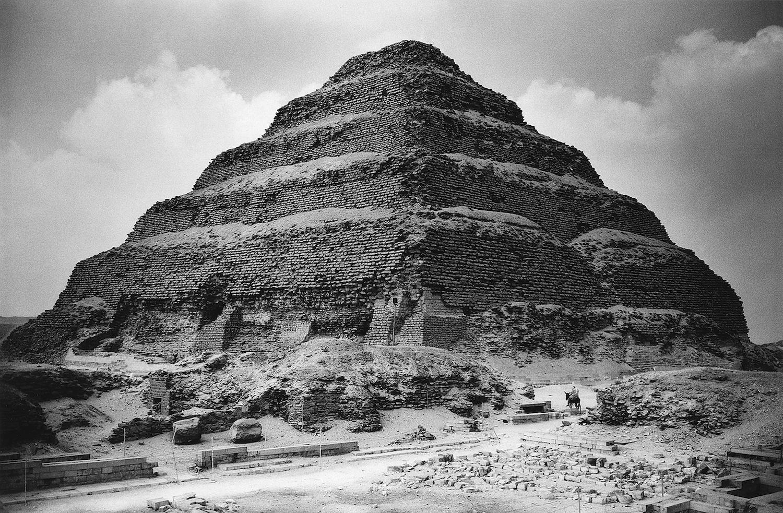 Step pyramid Djosa