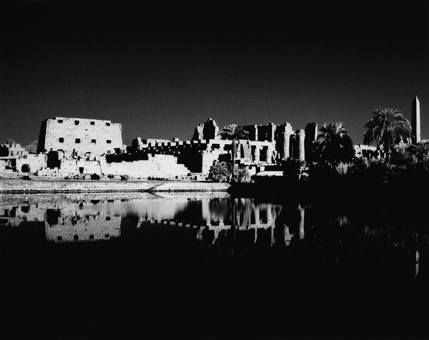 Sacred Lake, Karnak