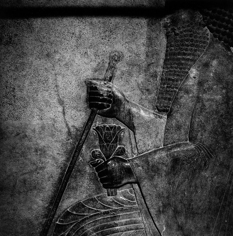 Great King, Persepolis