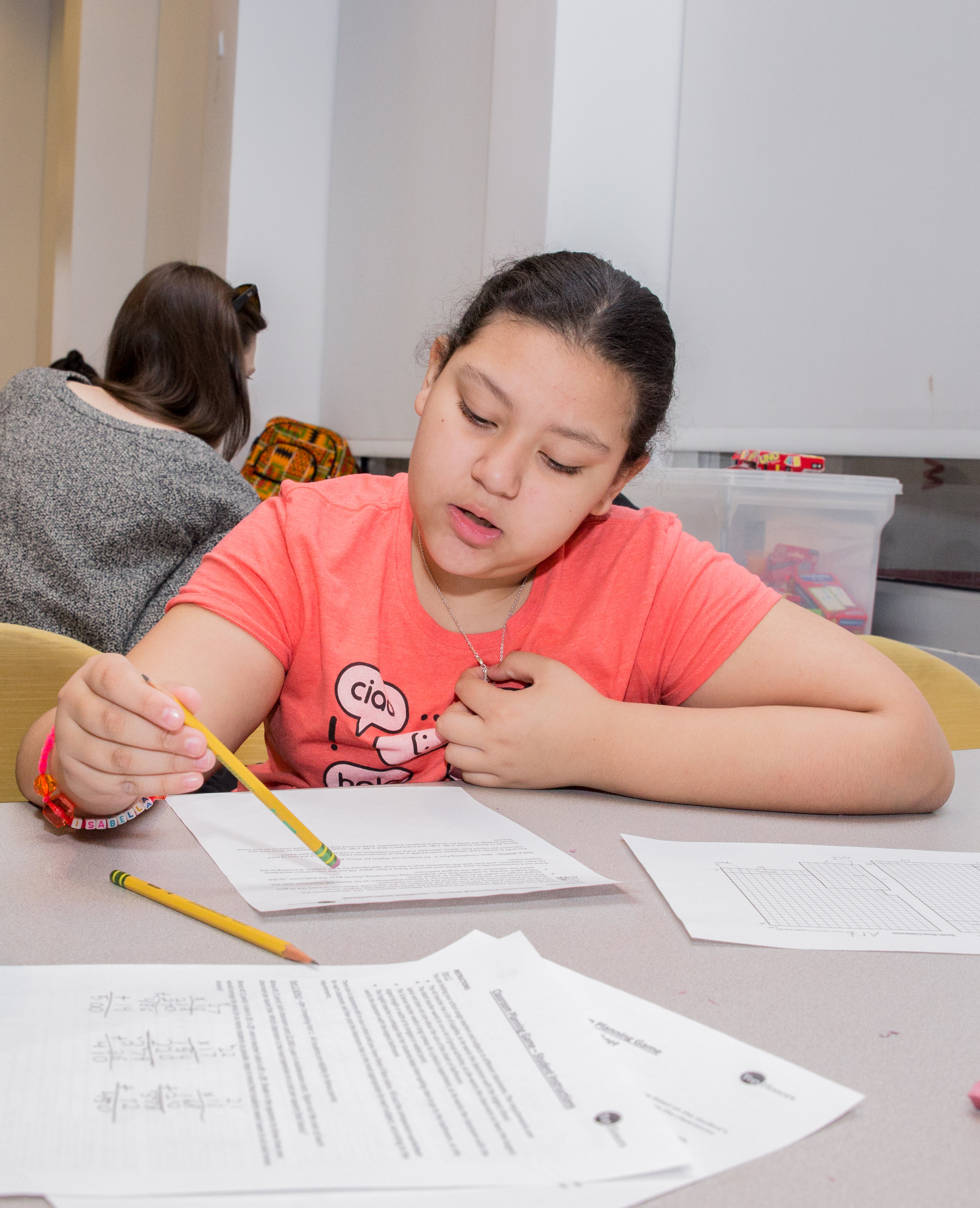 Why We're Different - Besides being free, our program is different from others in various ways. Rather than just homework help, our unique curriculum is designed to pinpoint and strengthen each student's problem areas.Learn More