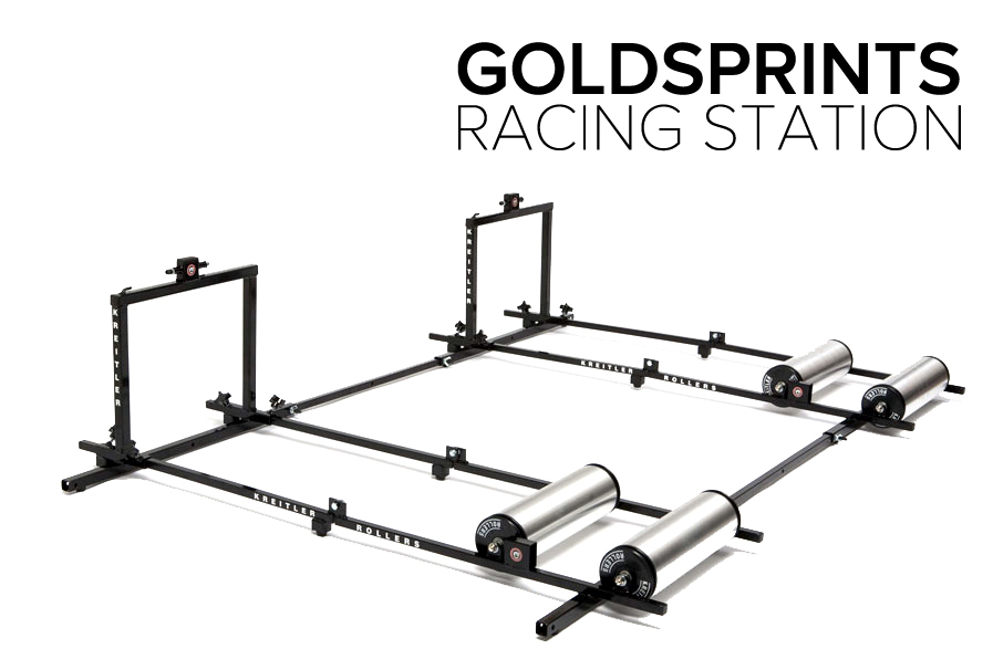 Gold Sprints Racing Station