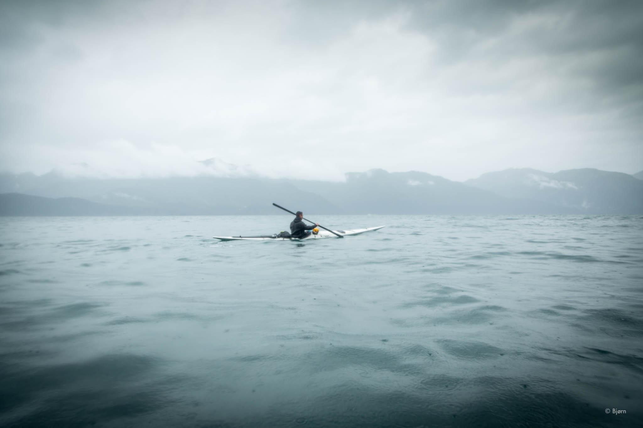 Maligiaq returns to Seward - Resurrection Bay, Alaska.