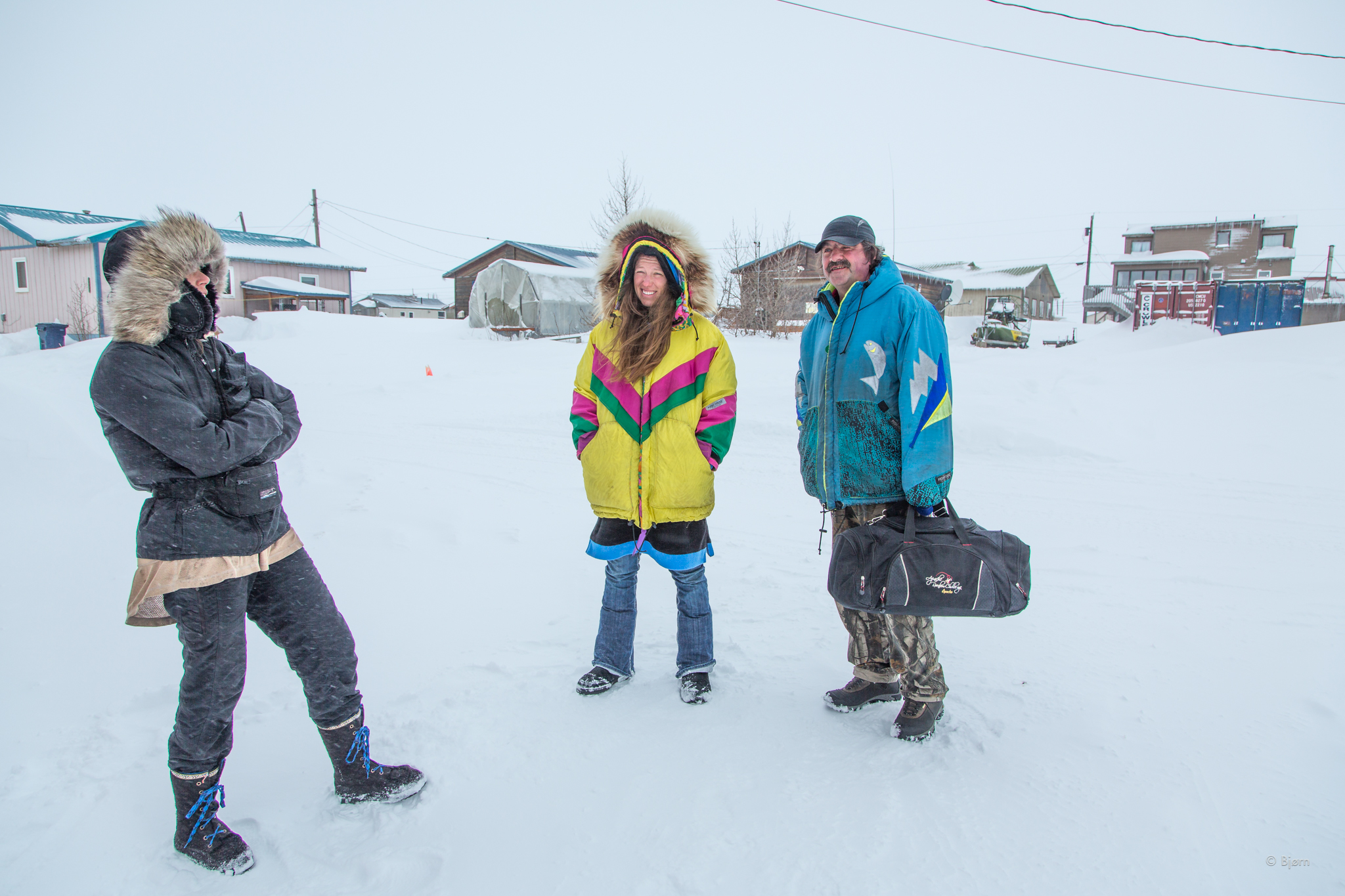 The final adventure came when we all boarded our Alaska Air flight, sat in the jet for three hours and then had to get back out. One of the engines had frozen. Thankfully, Tim and Monica invited us to stay with them at their host family's house.