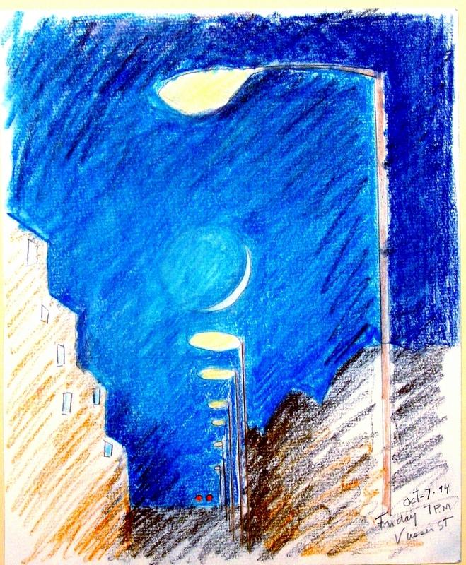 Vasser Street Moon 1994.jpg