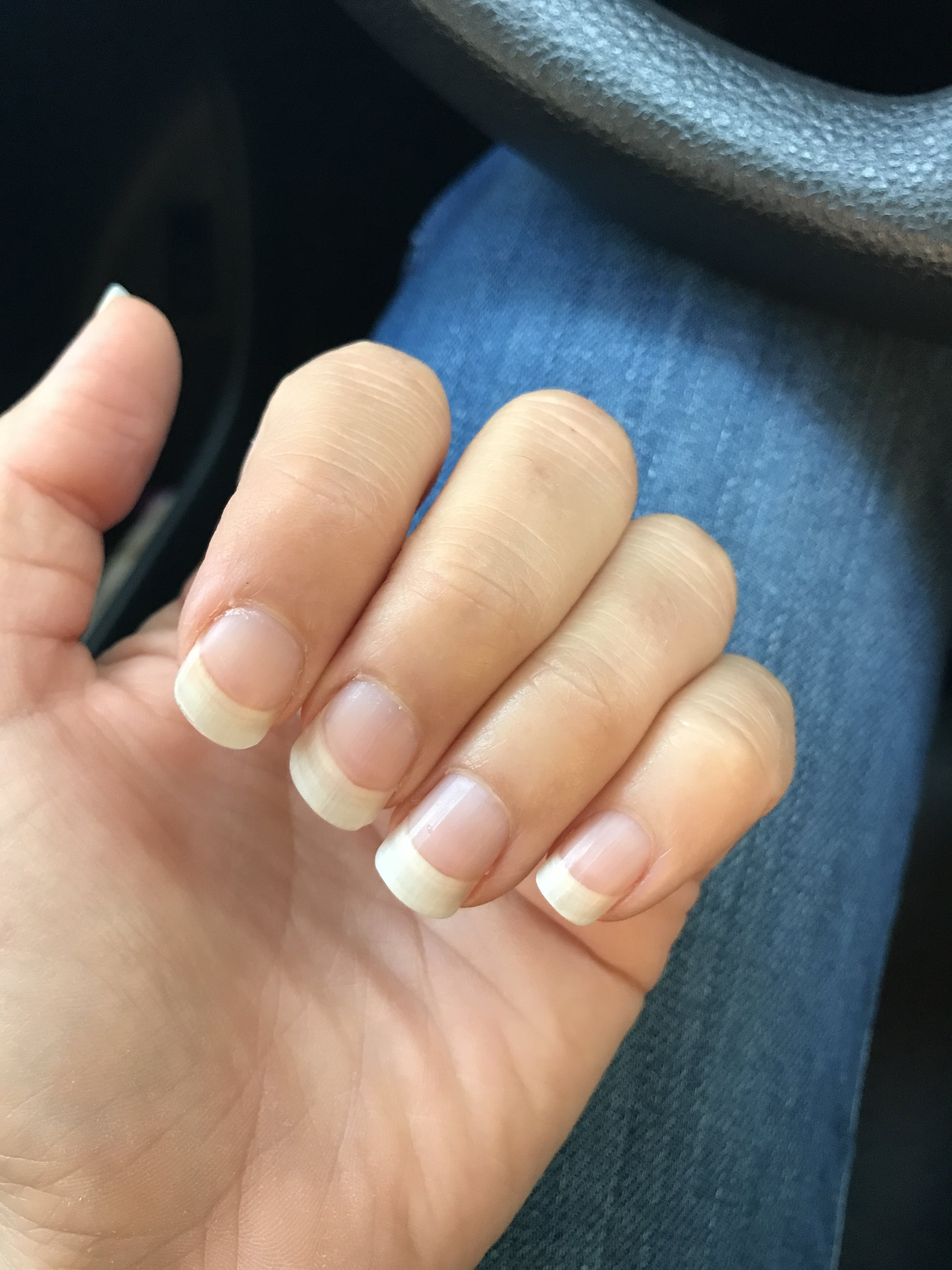 collagen nails