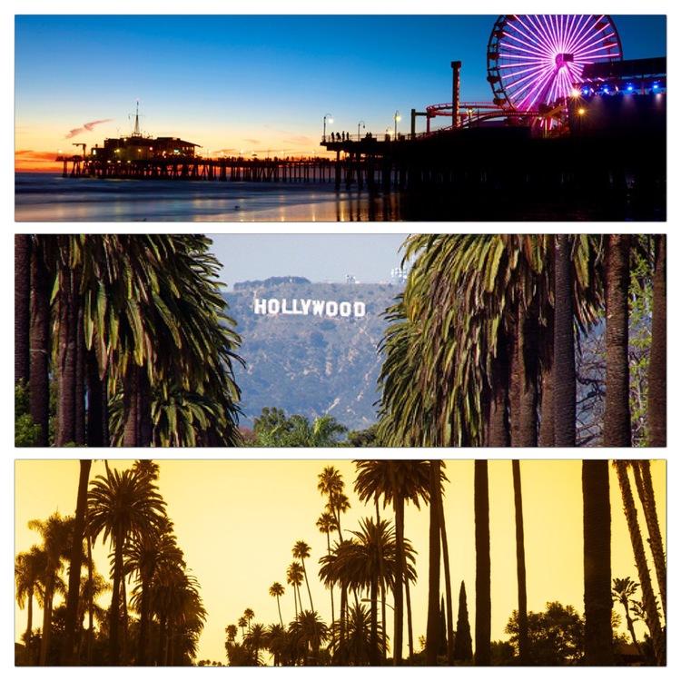 San Diego to LA tour