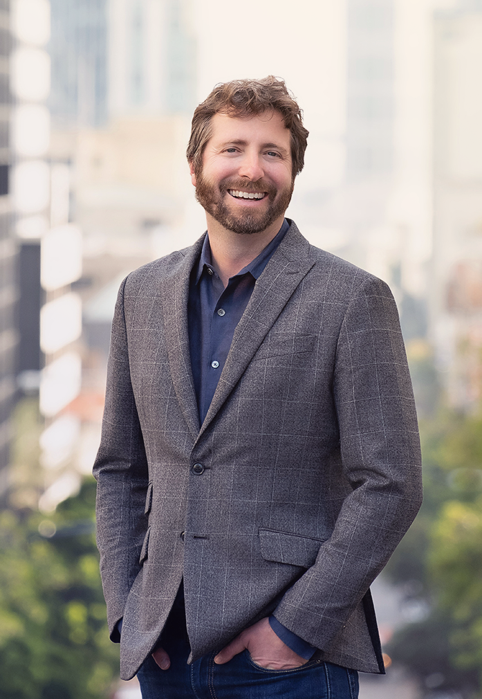 Derek Grotzinger  | Founder and CEO