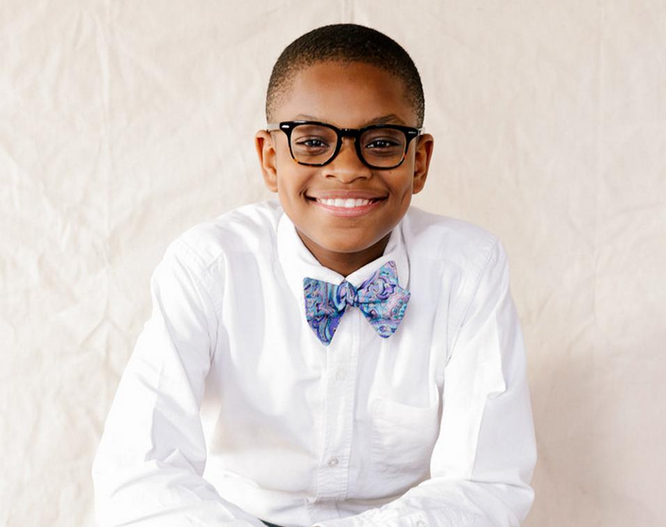 12 year-old entrepreneurMoziah Bridges' bow tie companyhas already hit $150,000 in sales.