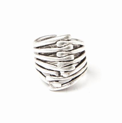Vertebrae Ring from     SoulMakes