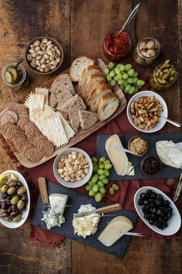 Weekend Bite - Cheese Platter, The Vintage Round Top