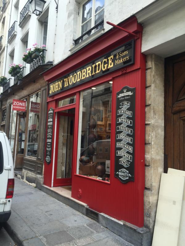 TRAVEL JOURNAL: THE VINTAGE ADVENTURE, PARIS PART I, THE VINTAGE ROUND TOP