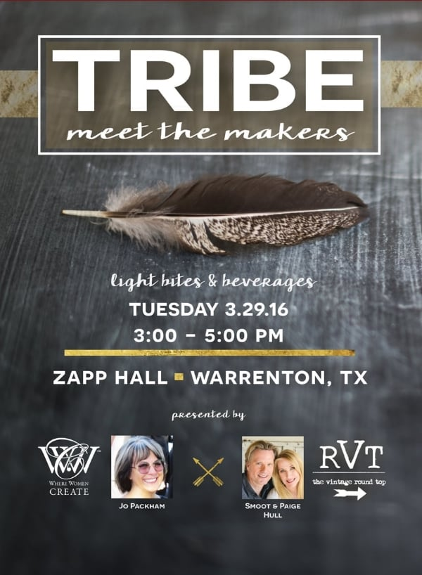 THE VINTAGE ROUND TOP - TRIBE EVENT