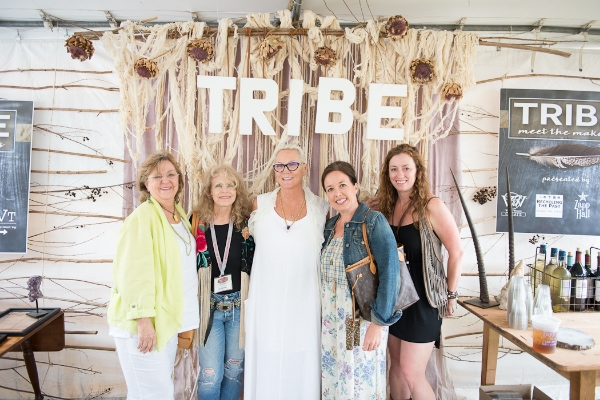 THE VINTAGE ROUND TOP - TRIBE 2016
