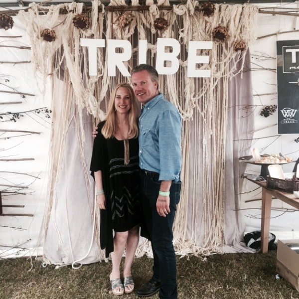TRIBE - THE VINTAGE ROUND TOP BLOG