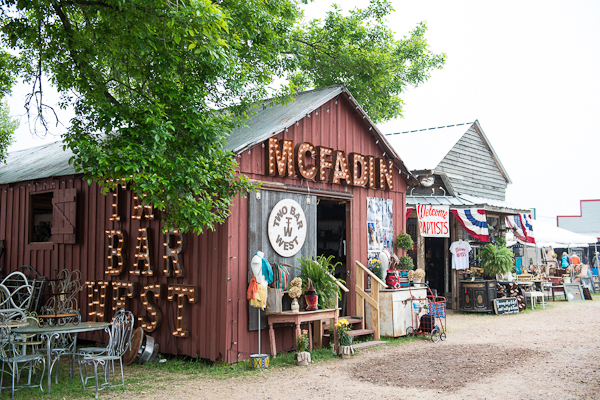 THE VINTAGE ROUND TOP - SPRING 2016 SHOW