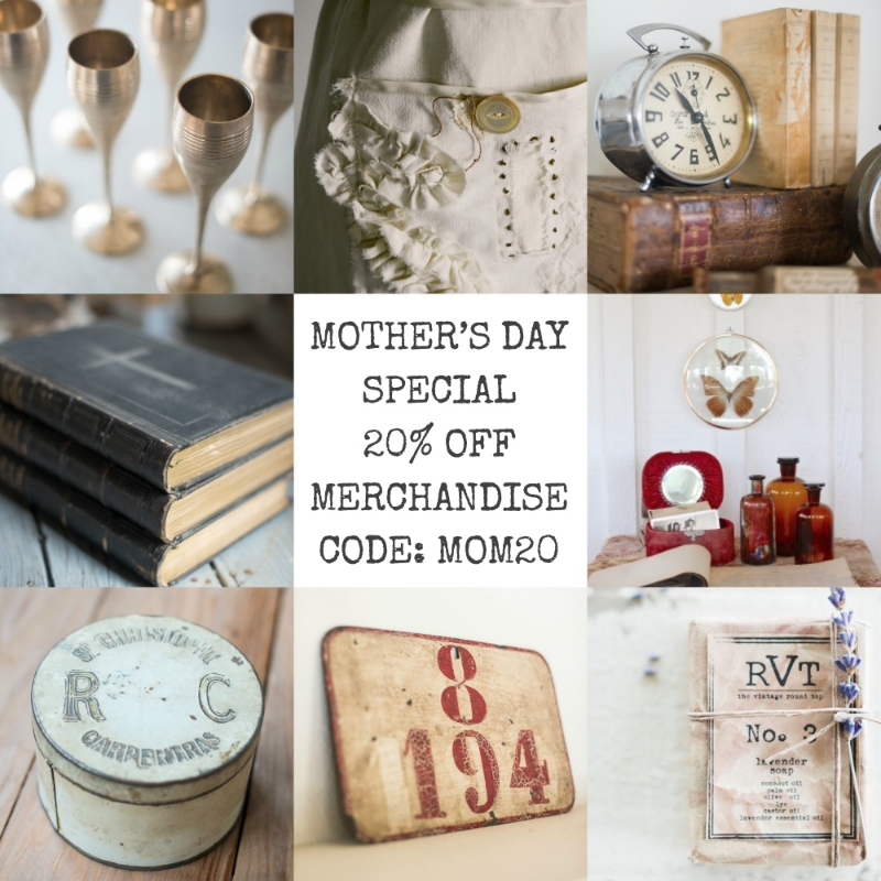 RVT - MOTHER'S DAY SPECIAL