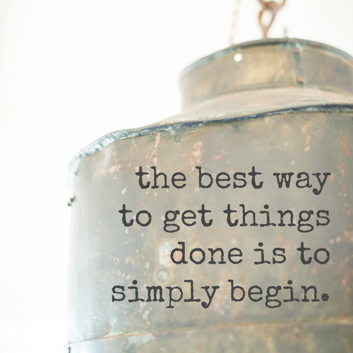 THE VINTAGE ROUND TOP - WORDS TO LIVE BY