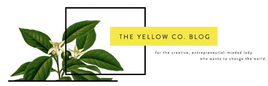 YELLOW CONFERENCE FEATURE, THE VINTAGE ROUND TOP - PAIGE'S BLOG
