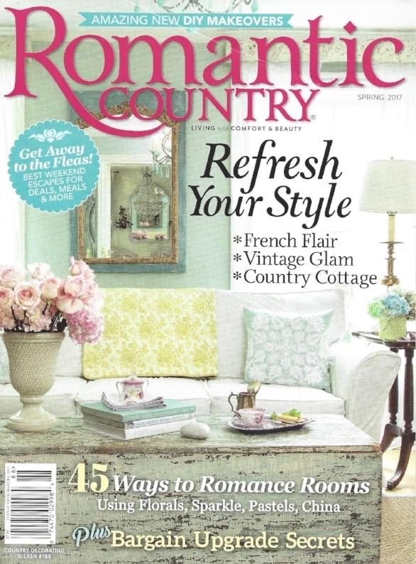 ROMANTIC COUNTRY FEATURE