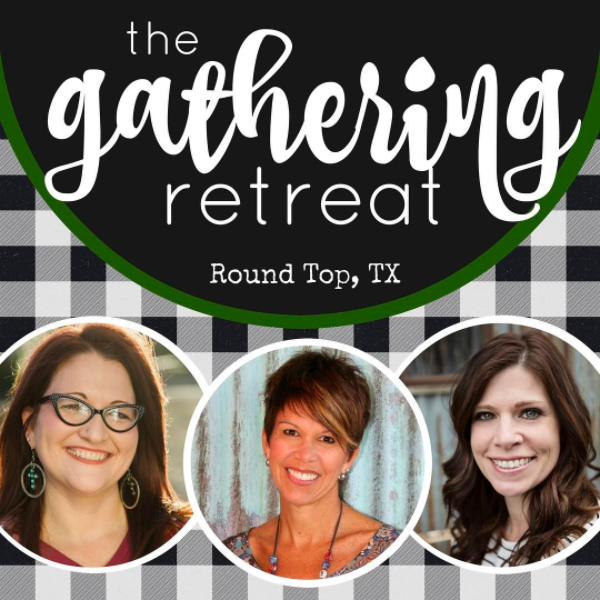THE GATHERING RETREAT, THE VINTAGE ROUND TOP