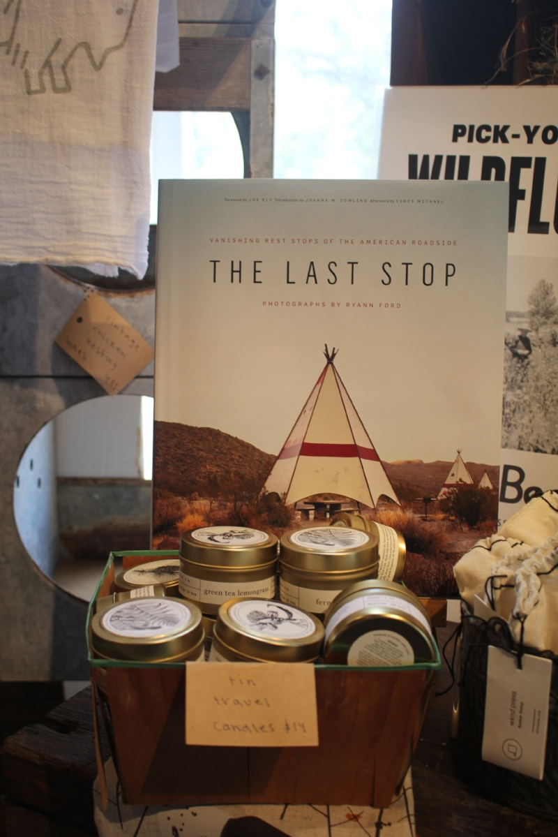 #ETTX Townsend Provisions - The Vintage Round Top