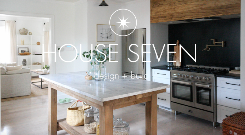 House Seven x The Vintage Round Top