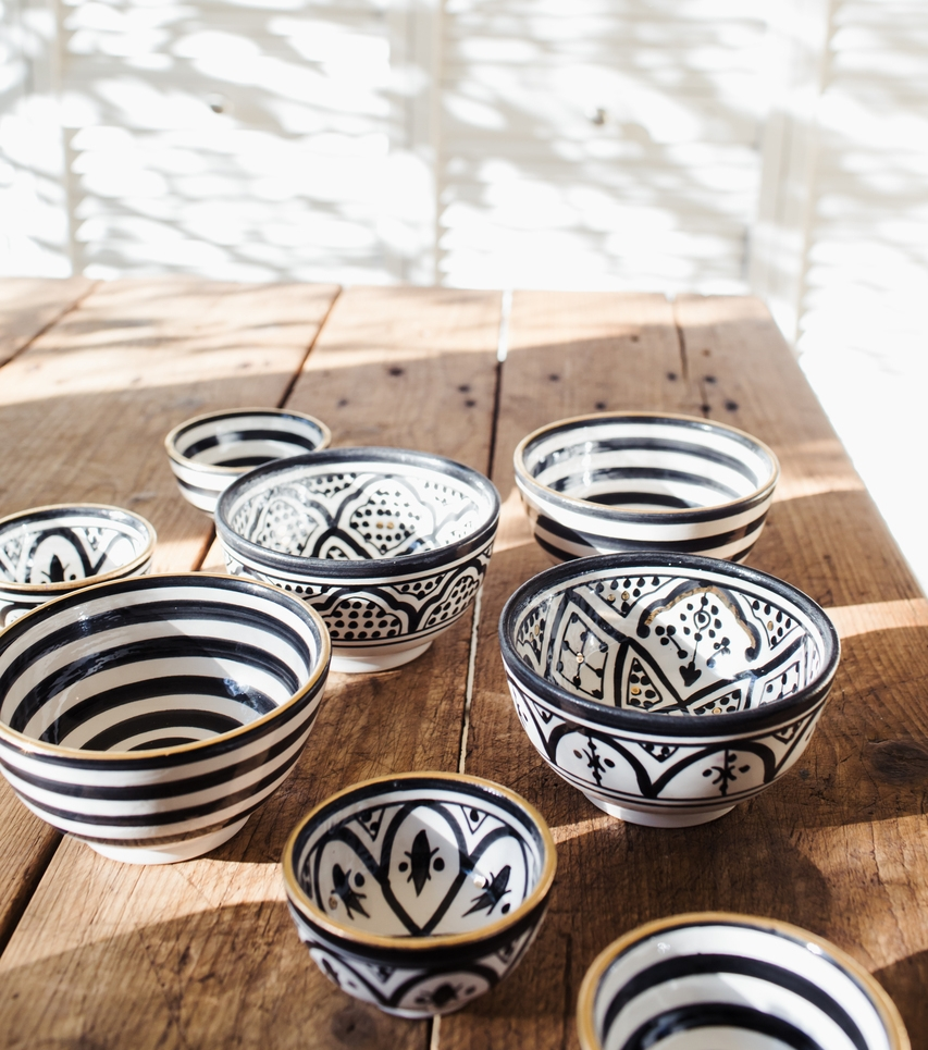 for the hostess   -  Raven & Lily / Ceramic Bowls                                           $14