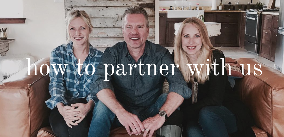 How To Partner With Us