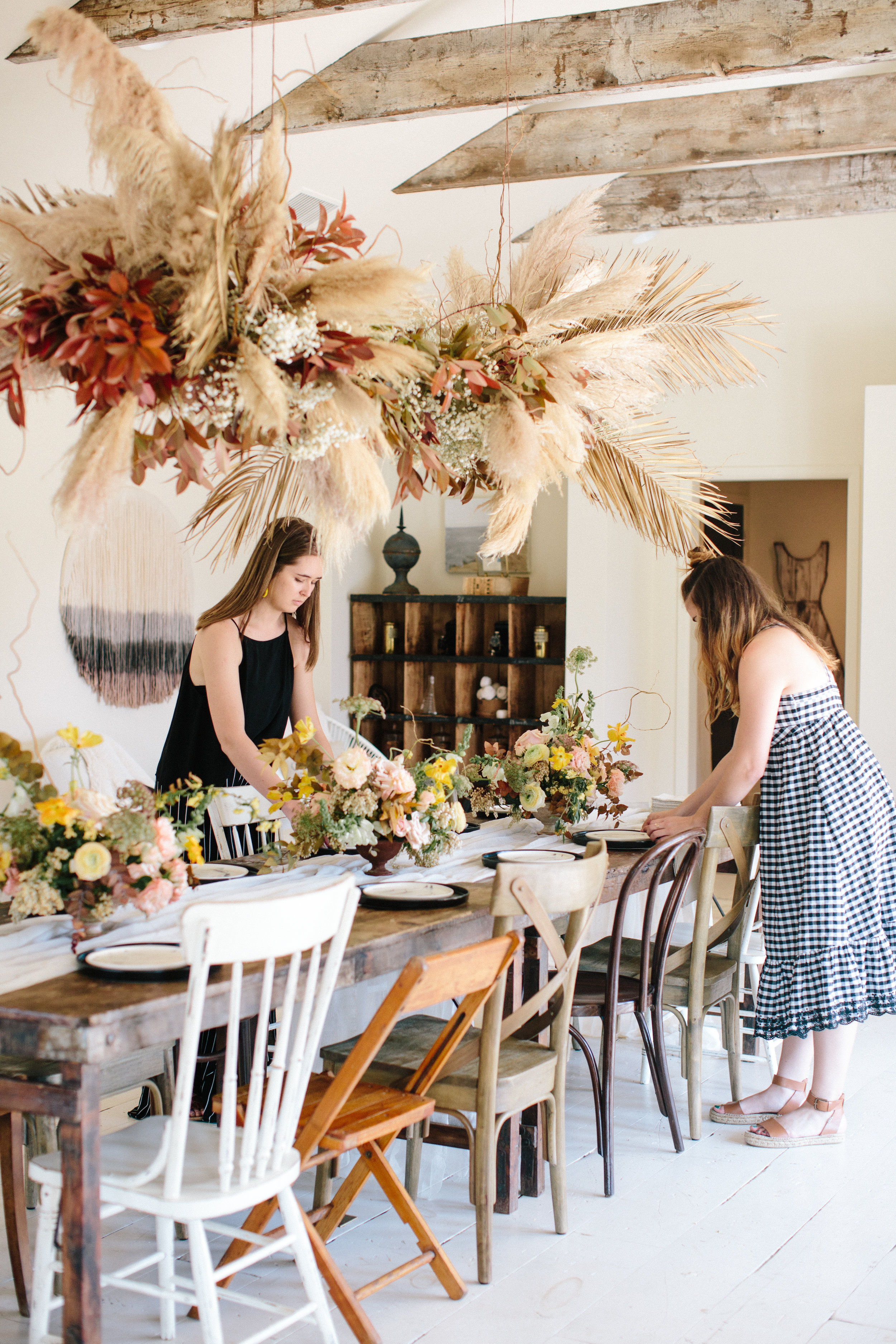 LoveBash Styled Dinner at The Vintage Round Top