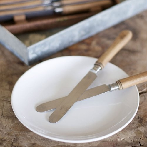 for the hostess - French butter knife set$120