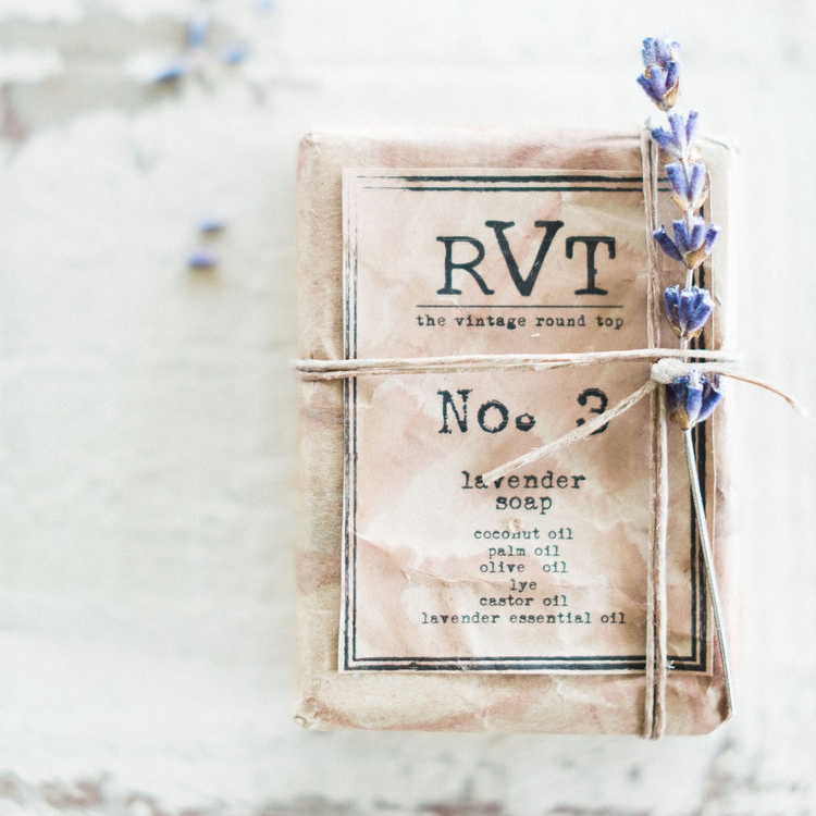 for every mom - RVT handmade soap collection$8