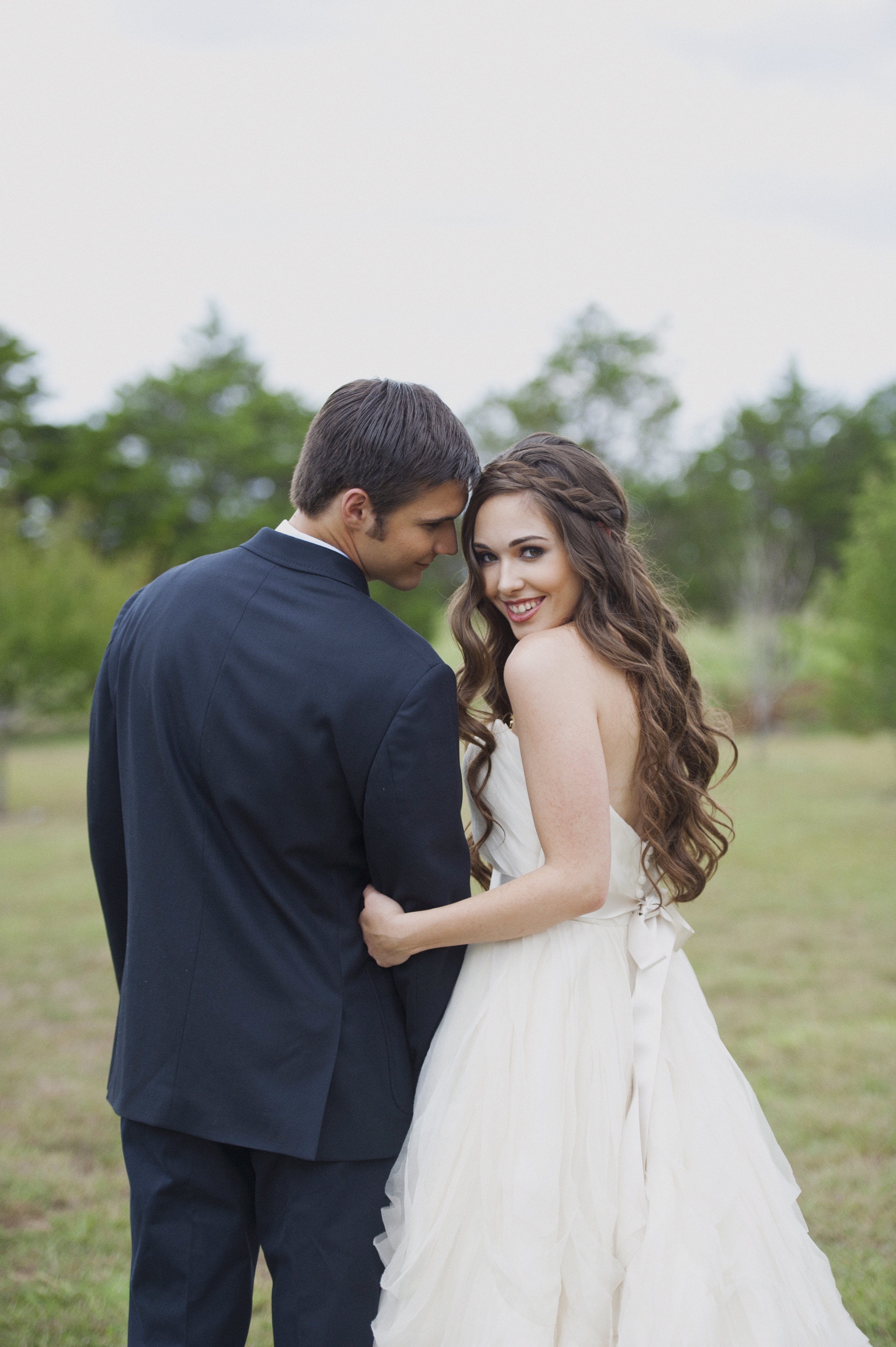 Round Top Wedding Party at The Vintage Round Top