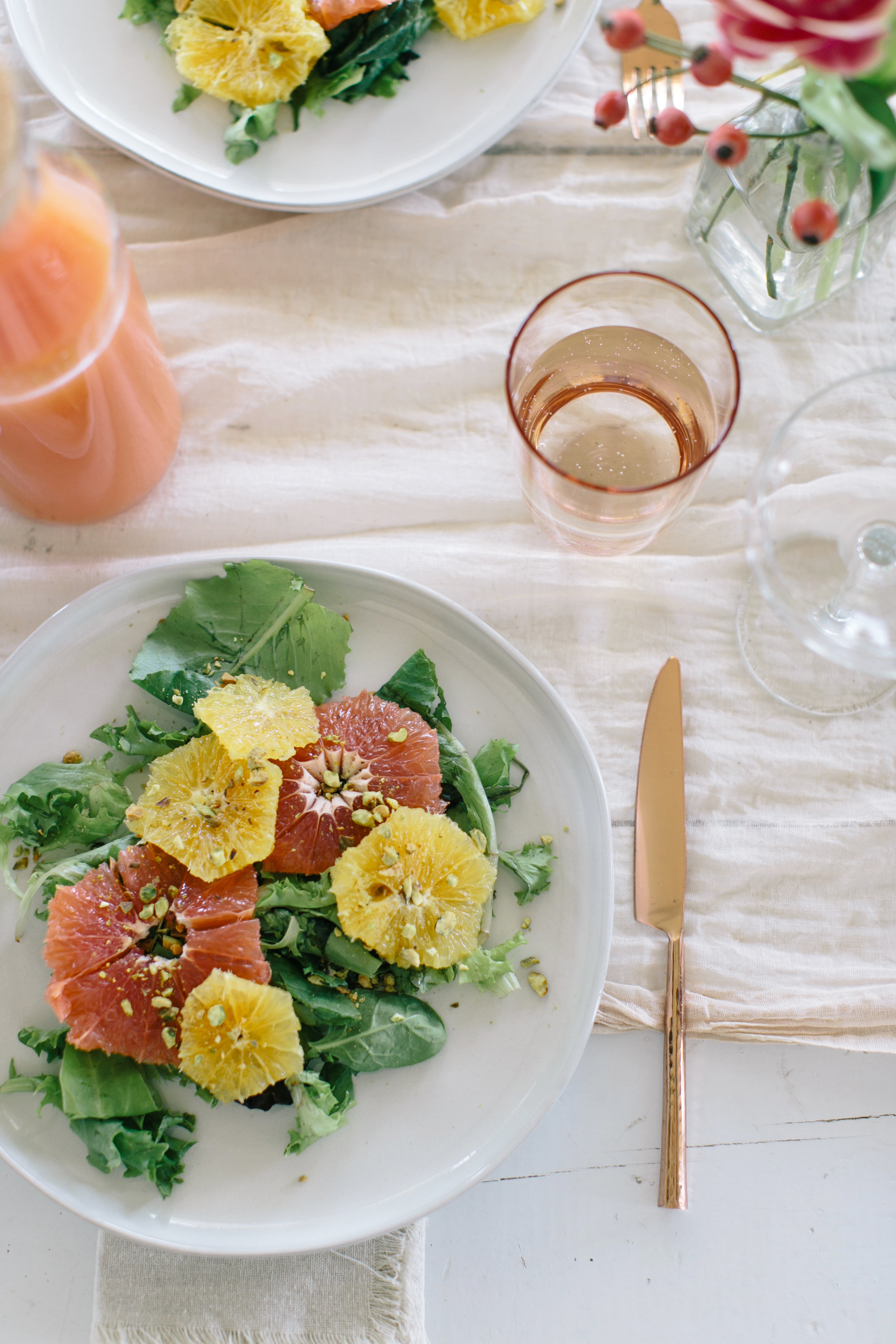 Spring Brunch Ideas at The Vintage Round Top