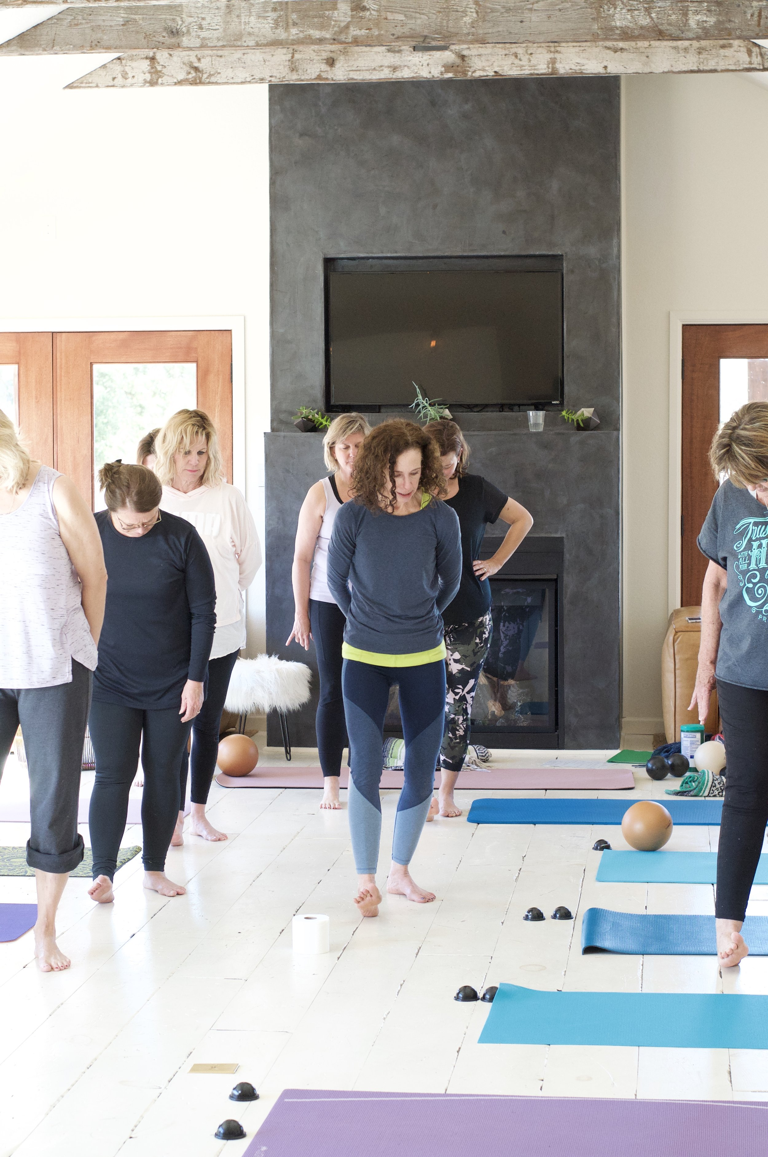 Yoga Retreat at The Vintage Round Top