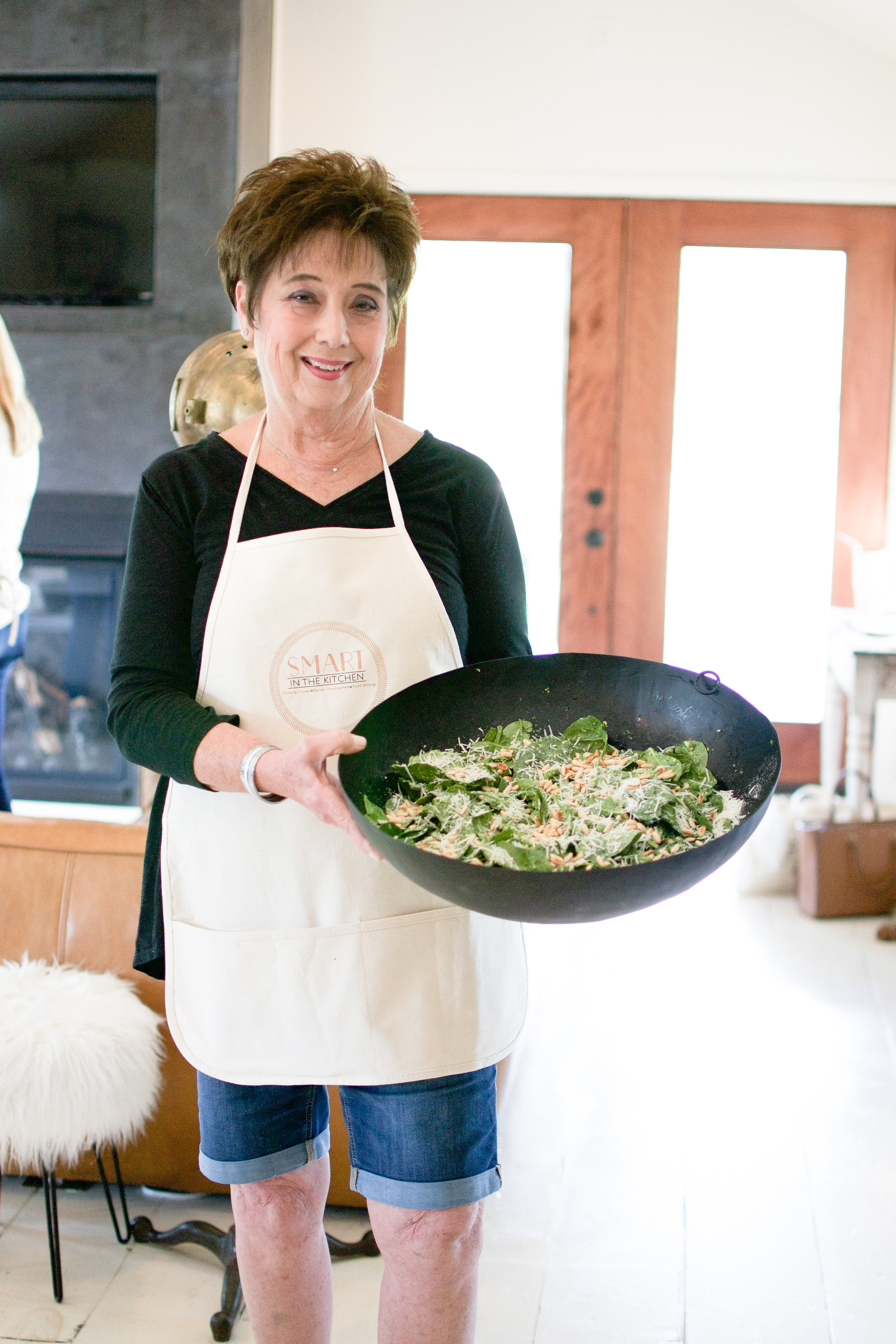 Smart in the Kitchen Cooking Retreat at The Vintage Round Top
