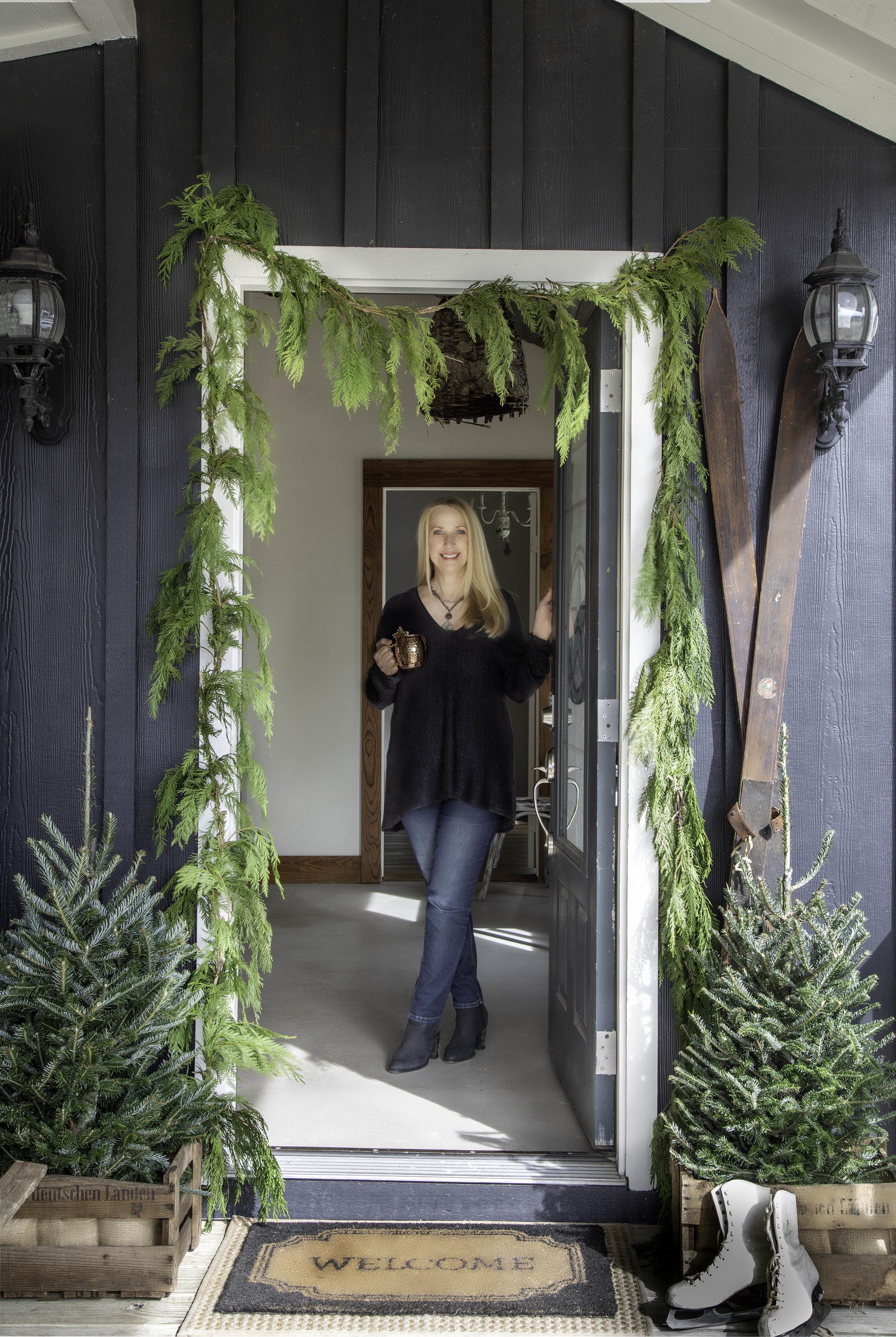 RVT Swedish Christmas. Paige's Blog. Family Heirlooms. Natural holiday decor. Christmas