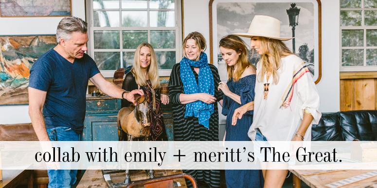 emily + meritt THE GREAT
