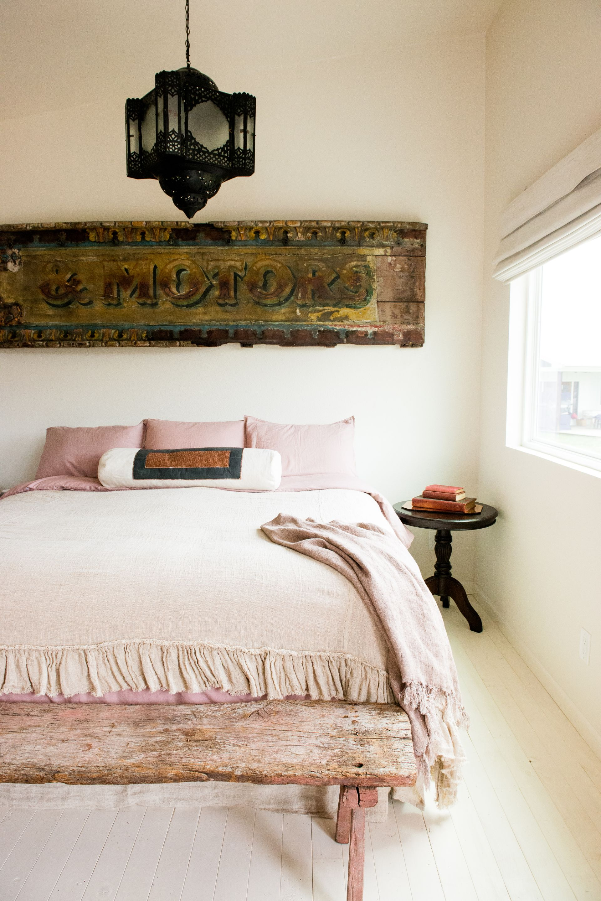 With a king-sized bed and twin XL daybed, the Eisley cottage can sleep up to three guests.