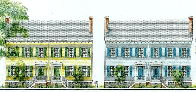 Historic District Townhomes