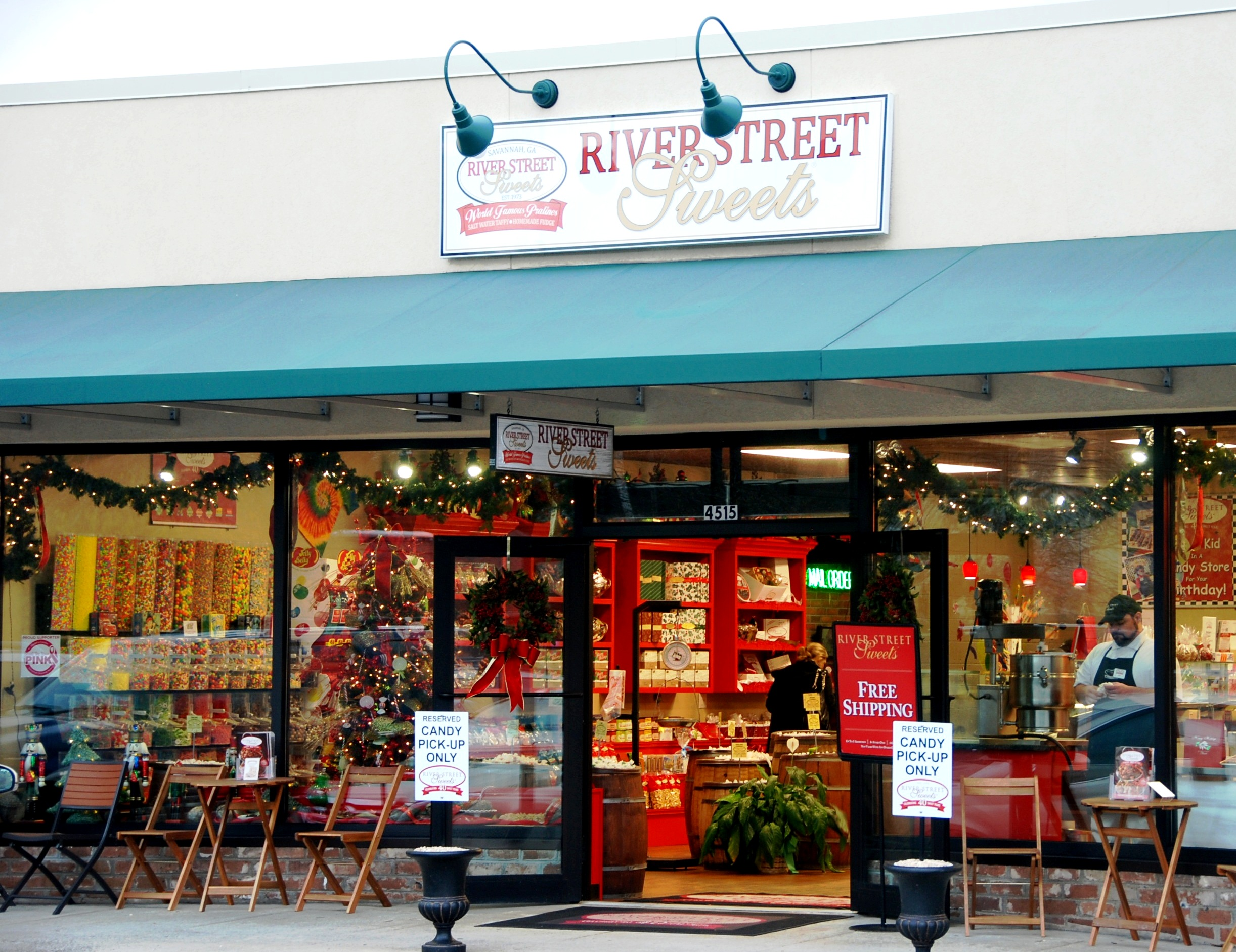 Riverstreet Sweets