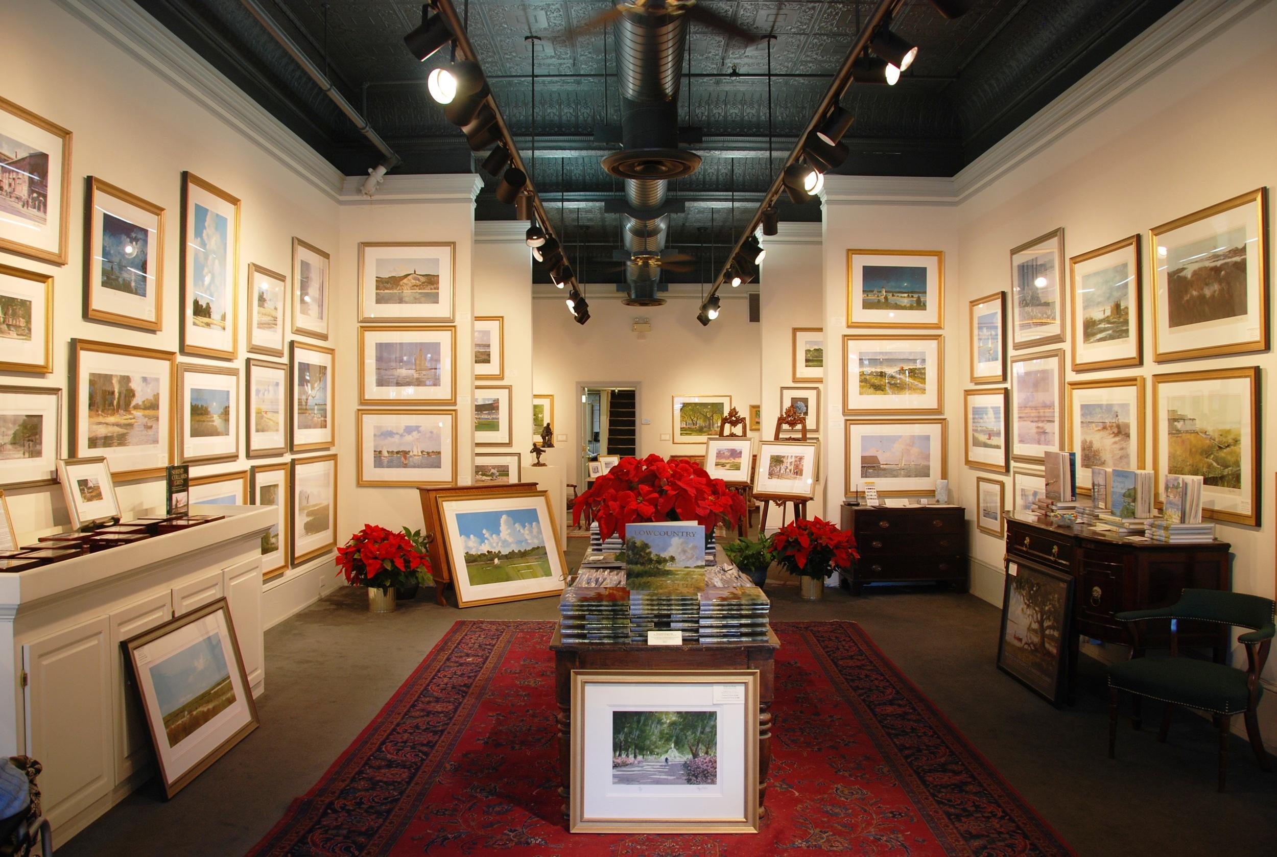 Ray Ellis Gallery