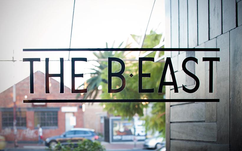 The Beast Brandmark In Situ